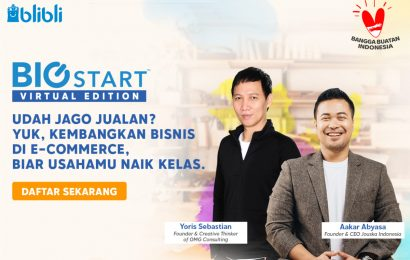 Big Start Virtual Edition 2020 Bersama Blibli.com