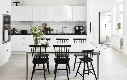 Tips singkat Mendekorasi Ruang Makan Dengan Gaya Skandinavian