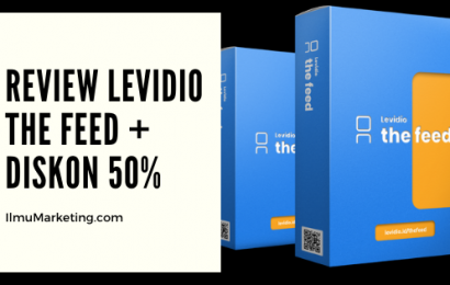 Review Levidio The Feed, Fitur dan Kelebihannya